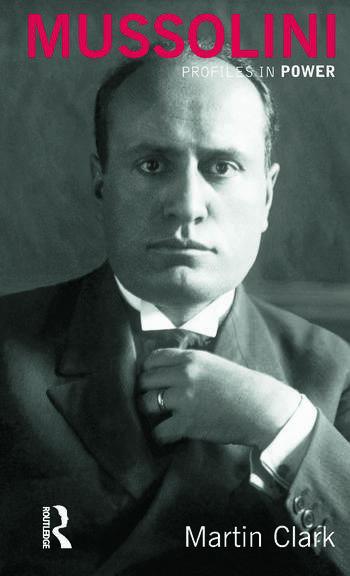 Mussolini book cover
