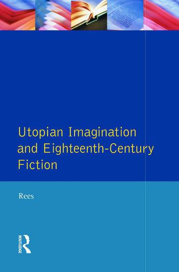 Eighteenth-Century Utopian Fiction book cover