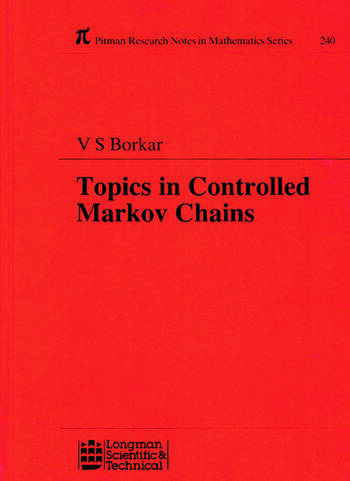 Cont Markov Chains book cover