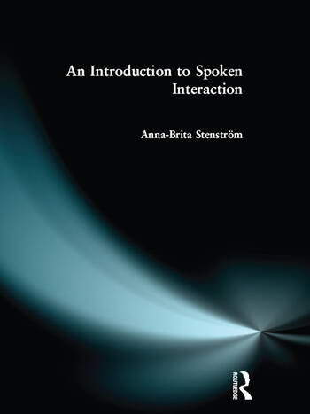 Introduction to Spoken Interaction, An book cover