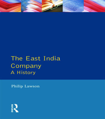 East India Company , The A History book cover