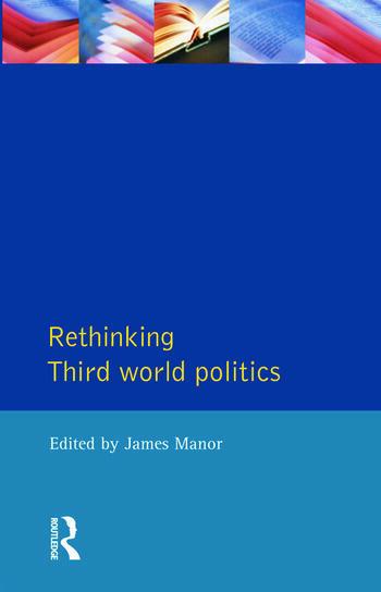 Rethinking Third-World Politics book cover