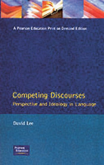 Competing Discourses Perspective and Ideology in Language book cover