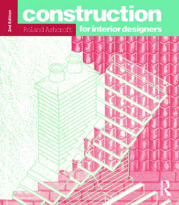 Construction for Interior Designers book cover