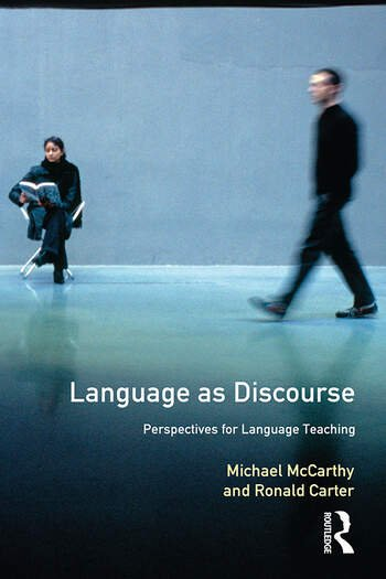 Language as Discourse Perspectives for Language Teaching book cover