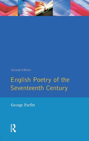 English Poetry of the Seventeenth Century book cover