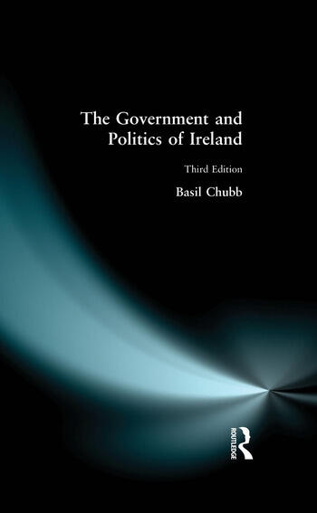 The Government and Politics of Ireland book cover
