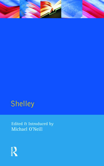 Shelley book cover