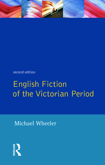 English Fiction of the Victorian Period book cover