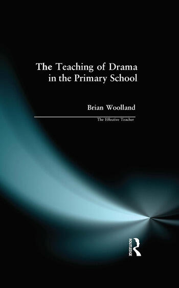 Teaching of Drama in the Primary School, The book cover