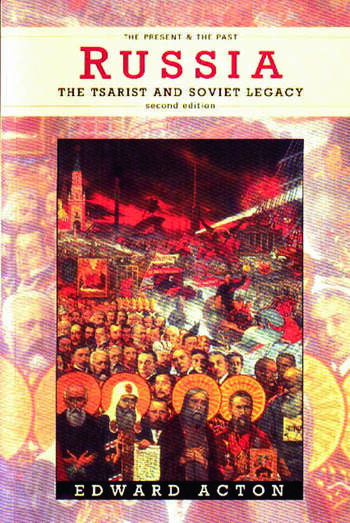 Russia The Tsarist and Soviet Legacy book cover