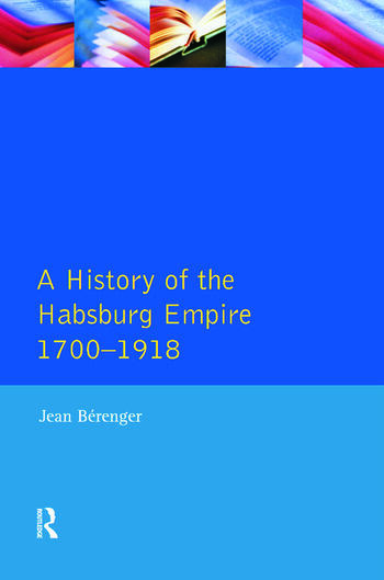 The Habsburg Empire 1700-1918 book cover