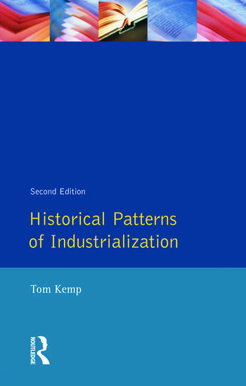 Historical Patterns of Industrialization book cover