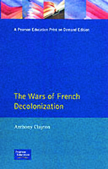 The Wars of French Decolonization book cover