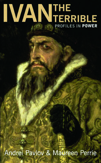 Ivan the Terrible book cover