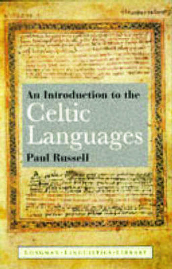 An Introduction to the Celtic Languages book cover
