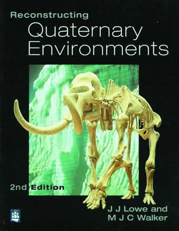 Reconstructing Quaternary Environments book cover