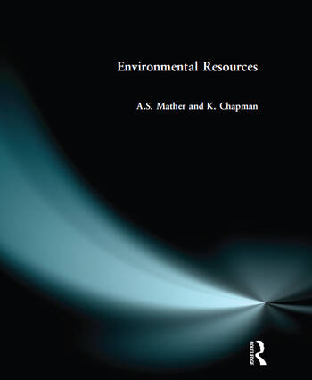 Environmental Resources book cover
