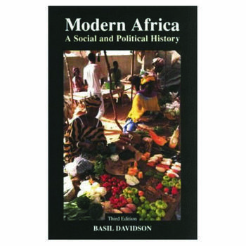 Modern Africa A Social and Political History book cover