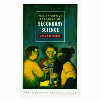 Effective Teaching of Secondary Science, The book cover