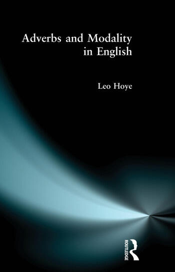 Adverbs and Modality in English book cover