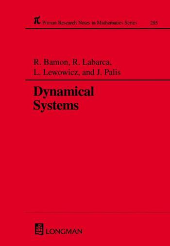 Dynamical Systems book cover