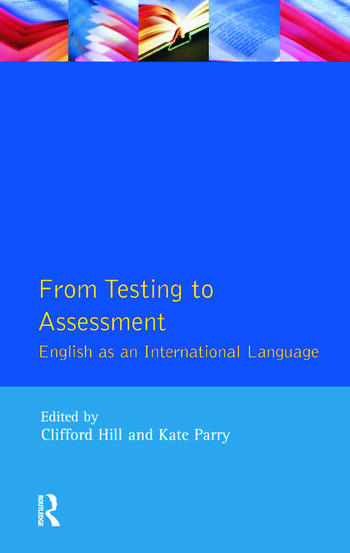 From Testing to Assessment English An International Language book cover