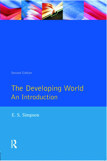 Developing World, The An Introduction book cover