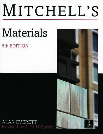 Materials book cover