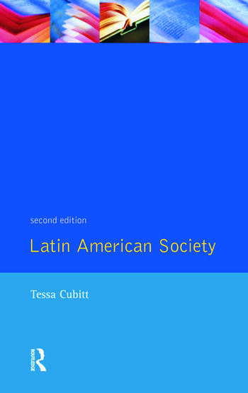 Latin American Society book cover