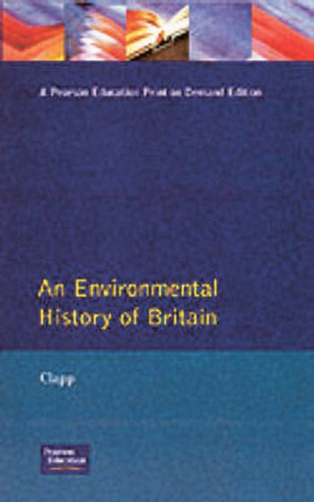 An Environmental History of Britain book cover