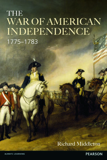 The War of American Independence 1775-1783 book cover