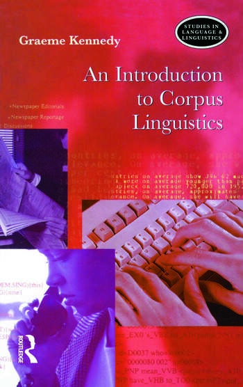 An Introduction to Corpus Linguistics book cover