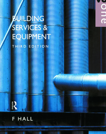 Building Services and Equipment Volume 1 book cover
