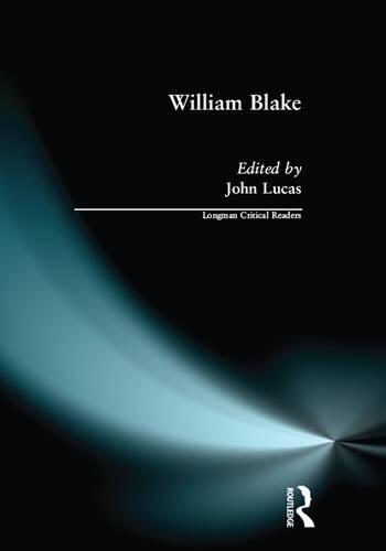 William Blake book cover