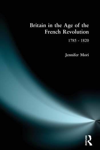 Britain in the Age of the French Revolution 1785 - 1820 book cover