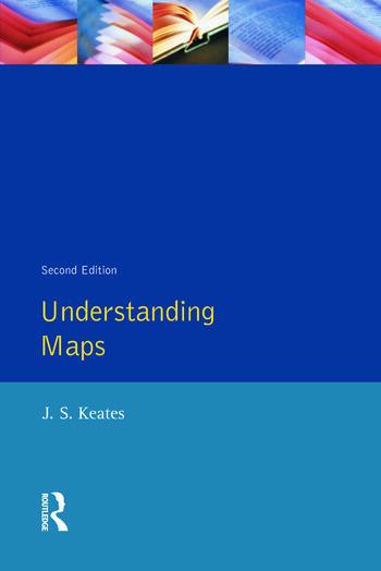 Understanding Maps book cover
