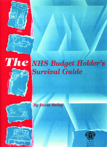The NHS Budget Holder's Survival Guide book cover