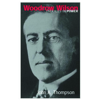 Woodrow Wilson book cover