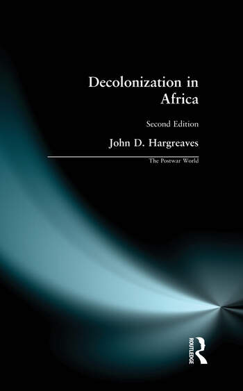 Decolonization in Africa book cover