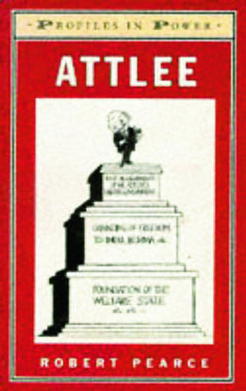 Attlee book cover