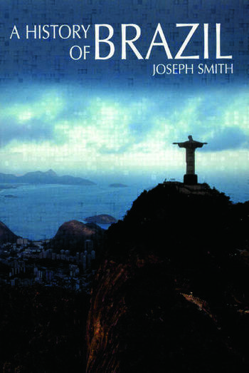A History of Brazil book cover