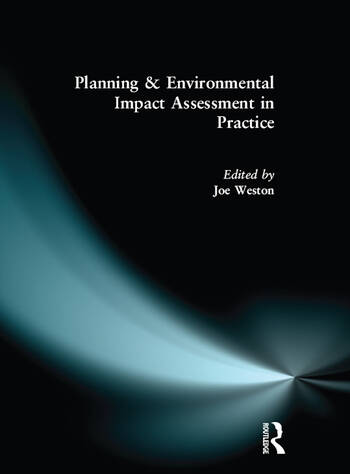 Planning and Environmental Impact Assessment in Practice book cover