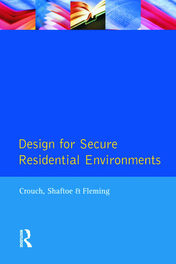 Design for Secure Residential Environments book cover