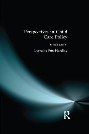 Perspectives in Child Care Policy book cover