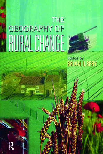 The Geography of Rural Change book cover