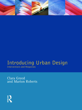 Introducing Urban Design Interventions and Responses book cover