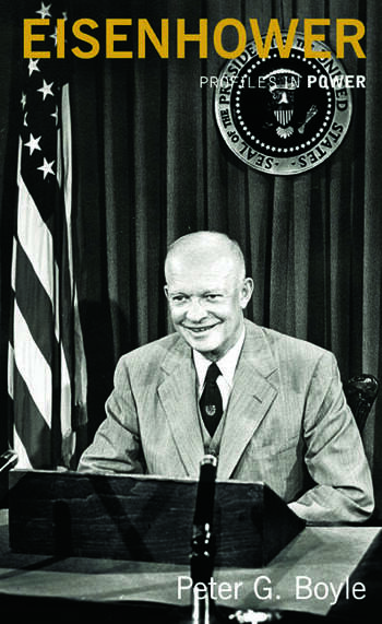 Eisenhower book cover