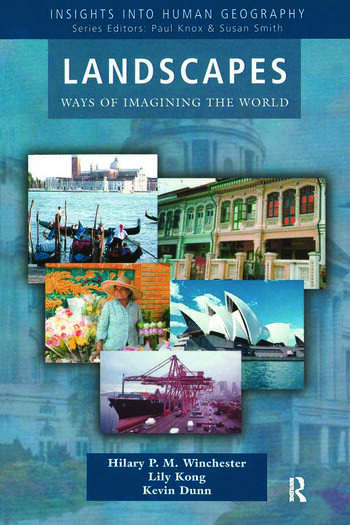 Landscapes Ways of Imagining the World book cover