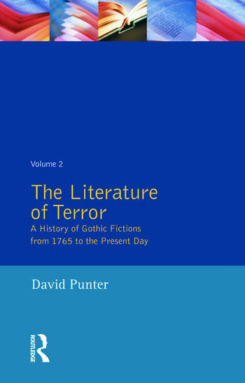 The Literature of Terror: Volume 2 The Modern Gothic book cover